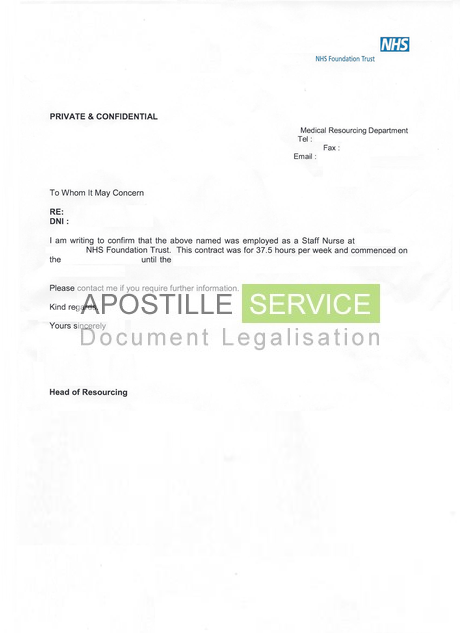 Uk apostille certificate service legalising documents for overseas fully inclusive service for all uk documents being used overseas fast and secure document legalisation yadclub Image collections