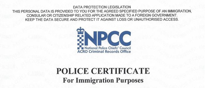 How to obtain a certificate of good conduct for a uae visa application yelopaper Choice Image