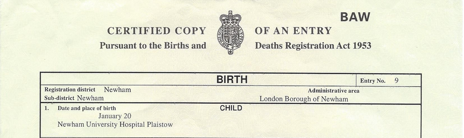 same day translation of uk birth certificates
